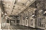 Hôtel de ville, la grande salle