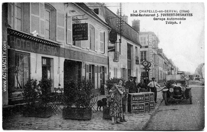 Cartes Postales Anciennes De La Chapelle