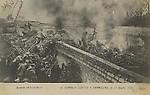 Zeppelin abattu à Compiègne le 17 Mars 1917
