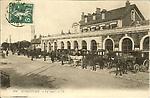 COMPIEGNE - La Gare