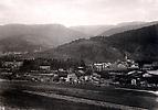 Point principal de la Vallée supérieure de la Bruche, pittoresquement situé au pied des montagnes co