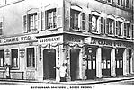 Le Restaurant la Chaine D'or dit Boose Fredel