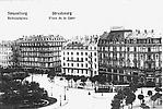La Place de la Gare