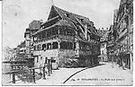 Le bains aux plantes de Strasbourg en 1927