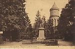 Colmar  Statue & jardin Bartholdi
