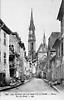 Thann, Haut-Rhin, Les ruines de la Grande Guerre, Rue des Boeufs