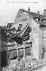 Thann, Haut-Rhin, Hôtel Central bombardé par les Allemands