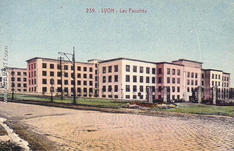 Cartes postales anciennes de lyon 69000 actuacity - Hotel lyon grange blanche ...