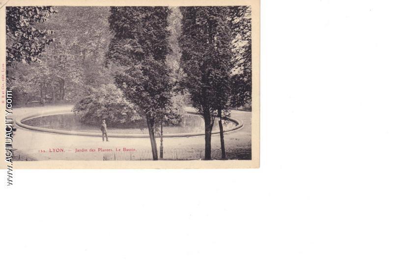 Cartes postales anciennes de lyon 69000 actuacity - Gare de lyon jardin des plantes ...
