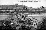Pont de la Guillotière et Hôtel-Dieu