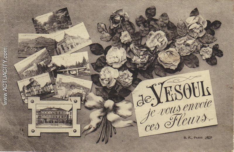 Cartes postales anciennes de vesoul 70000 actuacity for Code postal de vesoul