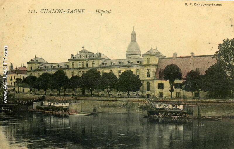 Cartes postales anciennes de chalon sur sa ne 71100 - Cuisiniste chalon sur saone ...