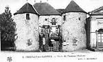 Porte de l'ancien château