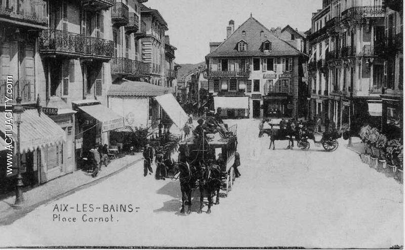 Cartes Postales Anciennes D U0026 39 Aix-les-bains  73100