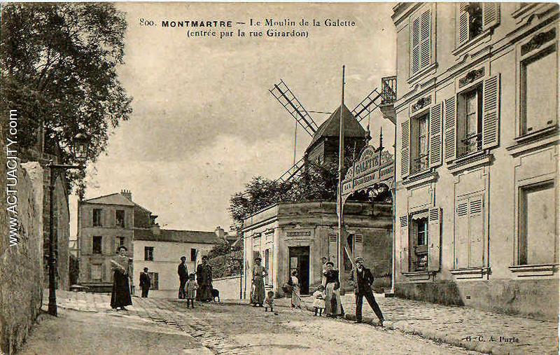 Cartes postales anciennes de paris 75000 actuacity - Bureau de change rue montmartre ...