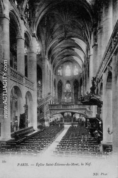 Cartes postales anciennes de paris 75000 actuacity - Bureau de poste saint etienne du rouvray ...