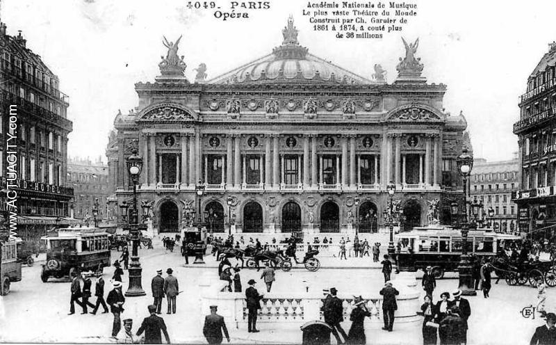 Cartes Postales Anciennes De Paris 75000 Actuacity