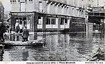 Inondations à Paris