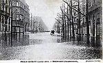Inondation 1910 à Paris