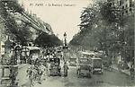 Paris - Boulevard Montmartre
