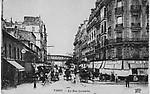 La Maison Félix Potin- rue Lecourbe