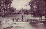 Lycée Michelet - Le jet d'eau