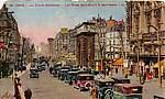 Les grands boulevards - Les portes Saint Martin et Saint Denis