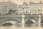 crue de la Seine Quai de la Tounelle