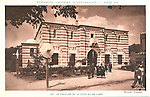 Exposition coloniale internationale — Paris, 1931 — Le pavillon de la Syrie et du Liban