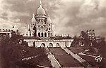 Basilique du Sacré Coeur, à Montmartre