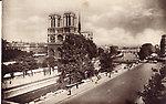 Notre Dame et la Seine