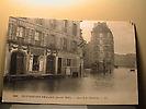 Inondations de janvier 1910 : Quai de la Tournelle