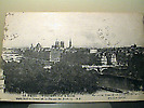 Panorama sur la Seine vers Notre-Dame et le Palais de Justice