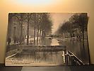 Crue de janvier 1910 : Boulevard Saint Germain