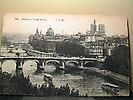 Ile de la Cité depuis le Louvre