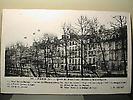 Ile Saint Louis, Quai de Bourbon, hôtels historiques.