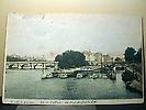 Le Pont Neuf et la Cité, vus prise depuis la passerelle des Arts.
