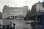 La Crue de la Seine Le tout Paris Inondé
