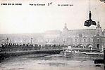 La Crue de la Seine Le Pont du Carroussel