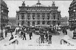 La place de l'Opéra