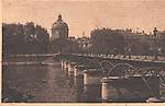 Pont des arts et institut