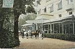 Bois de Boulogne - Pavillon d'Armenonville