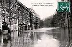Avenue Ledru Rollin Inondations