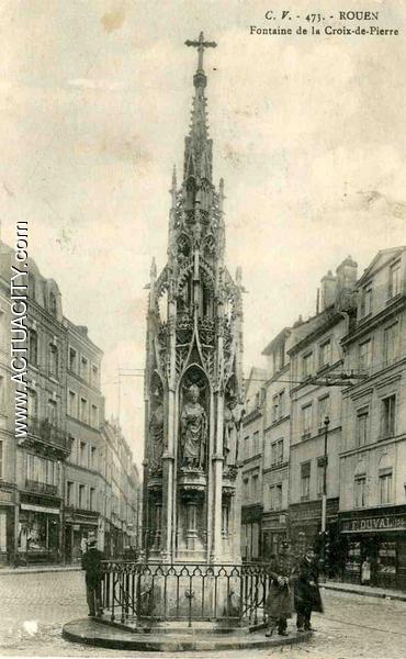 Cartes Postales Anciennes De Rouen  76000