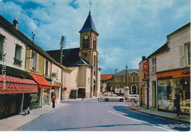 Cartes postales anciennes de dammarie les lys 77190 - Piscine de dammarie les lys ...