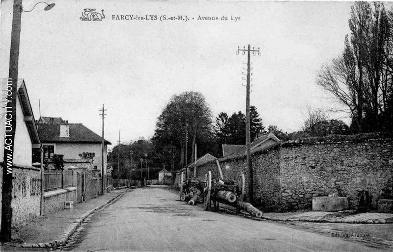 Cartes postales anciennes de dammarie les lys 77190 actuacity - Cinema la cartonnerie dammarie les lys 77 ...