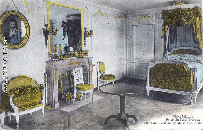 chambre marie antoinette pe trianon image sur le design maison. Black Bedroom Furniture Sets. Home Design Ideas