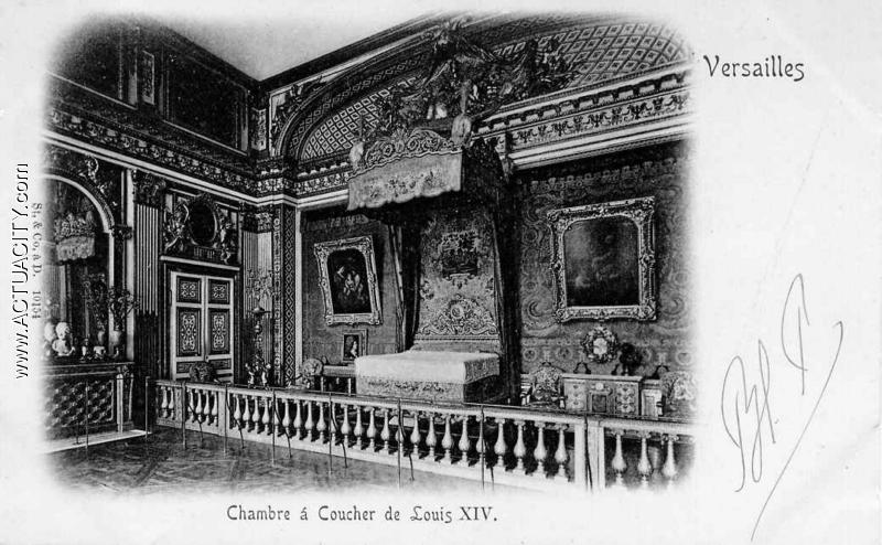 Chambre Bebe Meuble Martin : chambre à coucher de louis xiv chambre à coucher de louis xiv