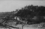 Chateau et remparts de Bressuire