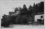Ruines du chteau de Bressuire